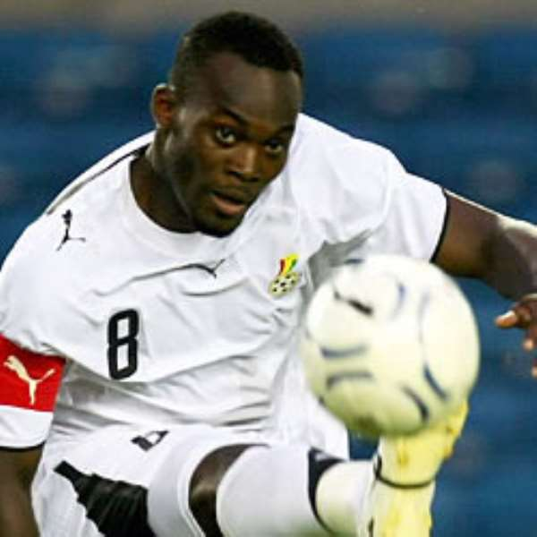 Pain of the past fuels Essien's dream